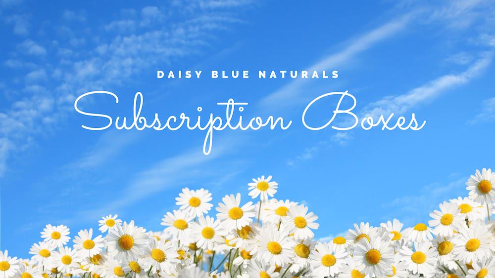 daisy blue quarterly subscription box